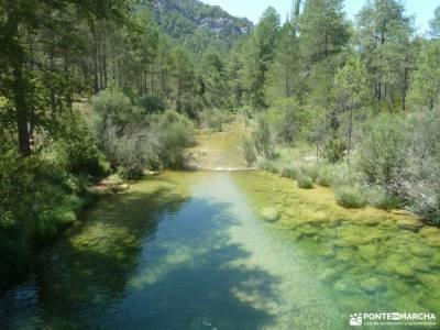 Hoz del Río Escabas-Serranía de Cuenca;excursiones con niños en madrid ciudad encantada tamajon c